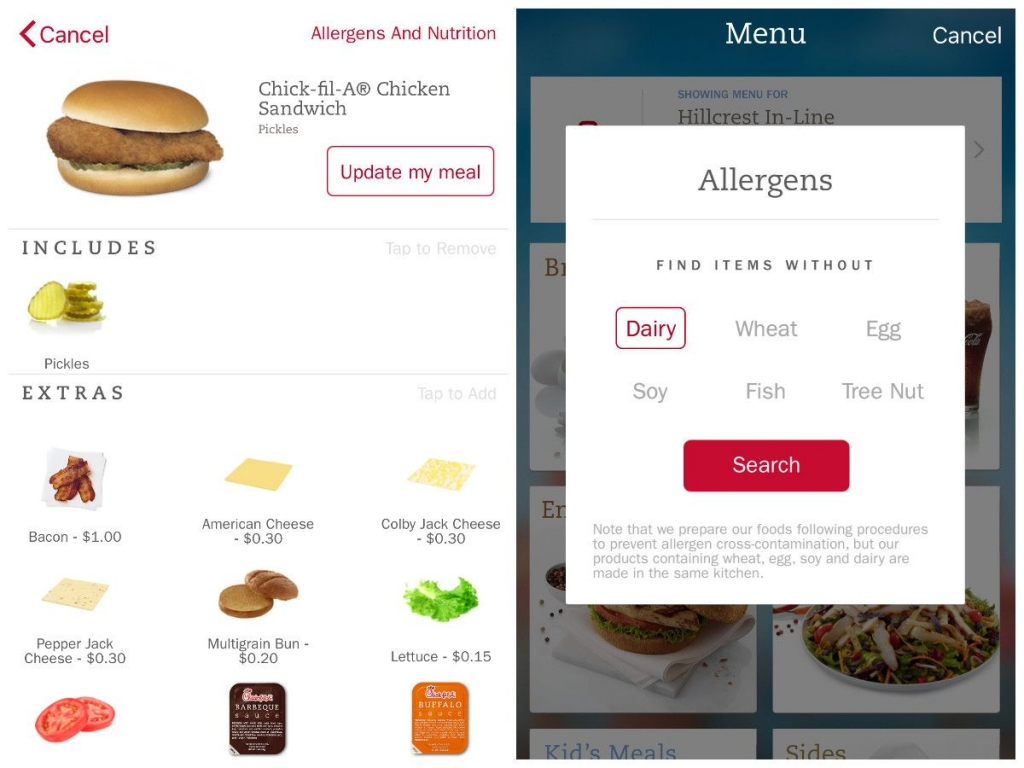 picture relating to Chick Fil a Printable Menu named Chick-fil-A One particular Application Is Srsly the Least complicated. Factor. At any time. WWWQ-FM