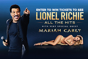 Enter To Win Tickets To See Lionel Richie With Mariah Carey!